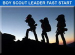 Boy Scout Leader Fast Start