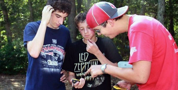 Scouting puts boys on the right path